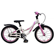 Volare Glamour Fiets - 16 inch - Parelmoer Roze
