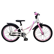 Volare Glamour Fiets - 18 inch - Parelmoer Roze
