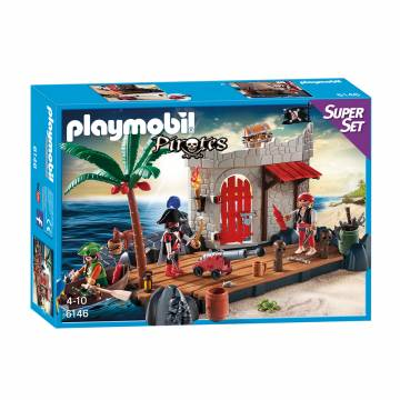 Playmobil 6146 Superset Piraat