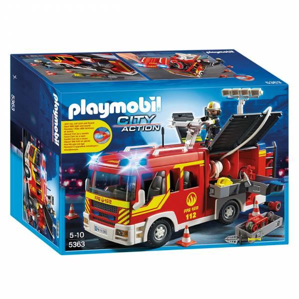 Playmobil 5363 Brandweer Pompwagen