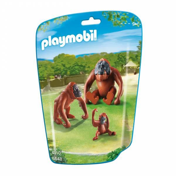 Playmobil 6648 Orang-Oetans
