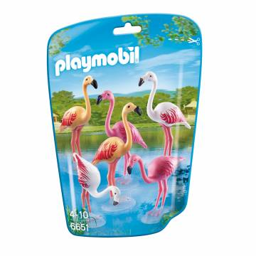 Playmobil 6651 Flamingo's
