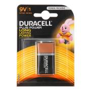 Duracell Plus Power Duralock Alkaline 9v/6LR61