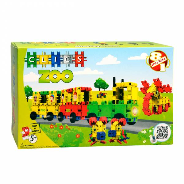 Clics Zoo, 8-in-1