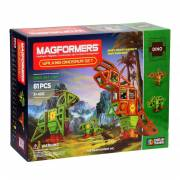 Magformers Lopende Dino, 81dlg.