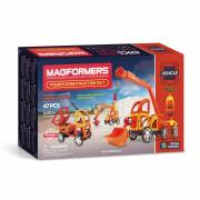 Magformers Power Construction Set, 47dlg.