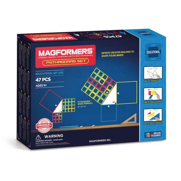 Magformers Pythagoras Set, 47dlg.