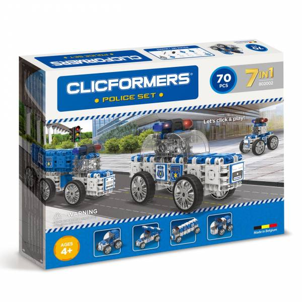 Clicformers - Politie Set