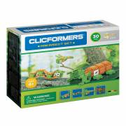 Clicformers Mini Insecten Set 4in1, 30 dlg.