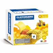 Clicformers Craft Set Geel,25dlg.