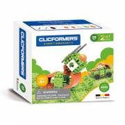 Clicformers Craft Set Groen,25dlg.