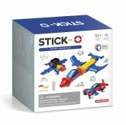 Stick-O City Set, 16dlg.