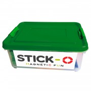 Stick-O Scholenbox 88 in 1 - Groen