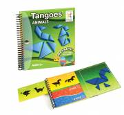 SmartGames Tangram Reisspel - Tangoes Animals