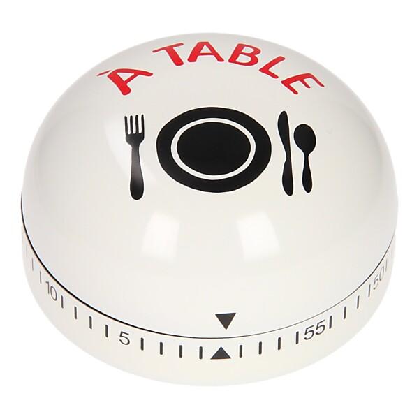 Kikkerland, Kookwekker A Table
