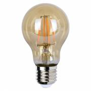 LED Lamp A60 Amber Dimbaar