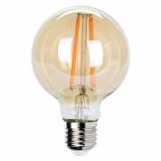 LED Lamp G80 Amber Dimbaar