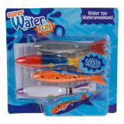 Torpedo Water Set