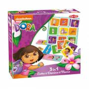 Dora Lotto, Domino & Memo, 3in1
