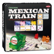 Mexican Train Domino Spel