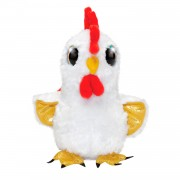 Lumo Stars Knuffel - Rooster Booster, 15cm
