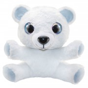 Lumo Stars Huge - Polar Bear Nalle, 42cm