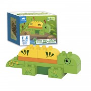 BiOBUDDi Animal planet - Kameleon, 16dlg.