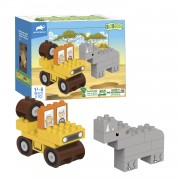 BiOBUDDi Animal planet - Jeep, 31dlg.