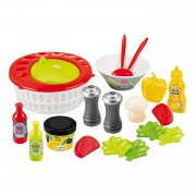 Ecoiffier 100% Chef Salade Set