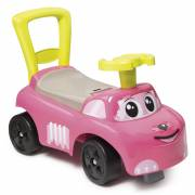 Smoby Auto Ride-on Roze