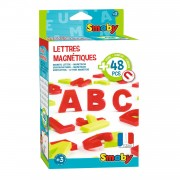 Smoby Magnetische Letters, 48st.