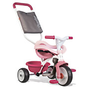 Smoby Be Move Comfort Driewieler Roze