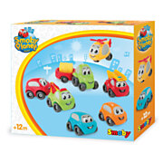Smoby Vroom Planet Collector Box