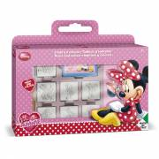 Stempelbox Minnie Mouse, 12dlg.