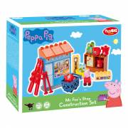 PlayBIG Bloxx Peppa Pig - Mr. Fox' Winkel