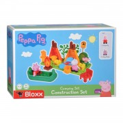 PlayBIG Bloxx Peppa Pig Kamperen
