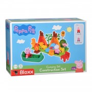 PlayBIG Bloxx Peppa Pig Camping Set