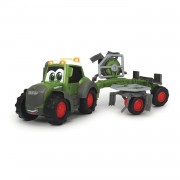 Happy Fendt Tractor met Schudder