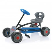 Hauck Mini Skelter Turbo Blauw