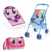 Hauck My Little Pony Verzorgingsset, 3in1