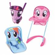 Hauck My Little Pony Poppenset, 3in1