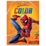 Marvel Spiderman Color Kleurboek