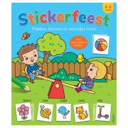 Stickerfeest, 4-6 jaar