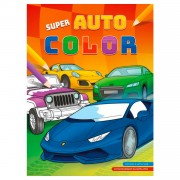 Super Auto Color Kleurblok