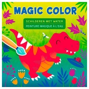 Magic Color Dino Schilderen met Water