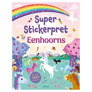 Super Stickerpret - Eenhoorns