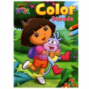 Dora Color Parade