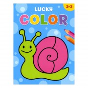 Lucky Color 2-3 jaar