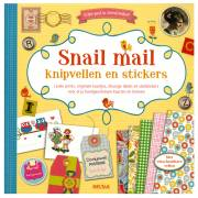 Snail Mail Knipvellen & Stickers