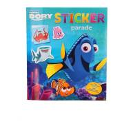 Finding Dory Sticker Parade